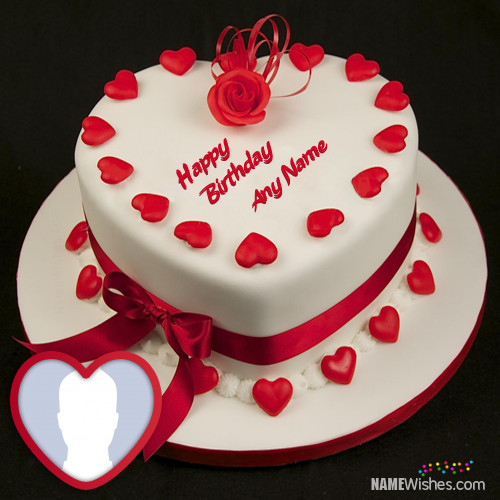 Best ideas about Birthday Wishes Cake With Name . Save or Pin Lovely Birthday Cake With Name For Lover Now.