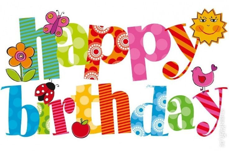 Best ideas about Birthday Wishes Clip Art . Save or Pin Happy Birthday Clip Art Happy Birthday Clip Art Now.