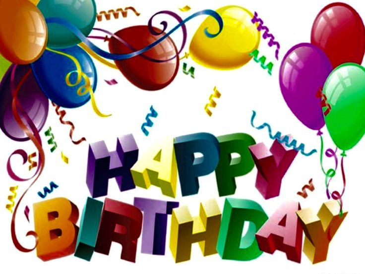 Best ideas about Birthday Wishes Clip Art . Save or Pin 720 best BIRTHDAY Happy clip art images on Pinterest Now.
