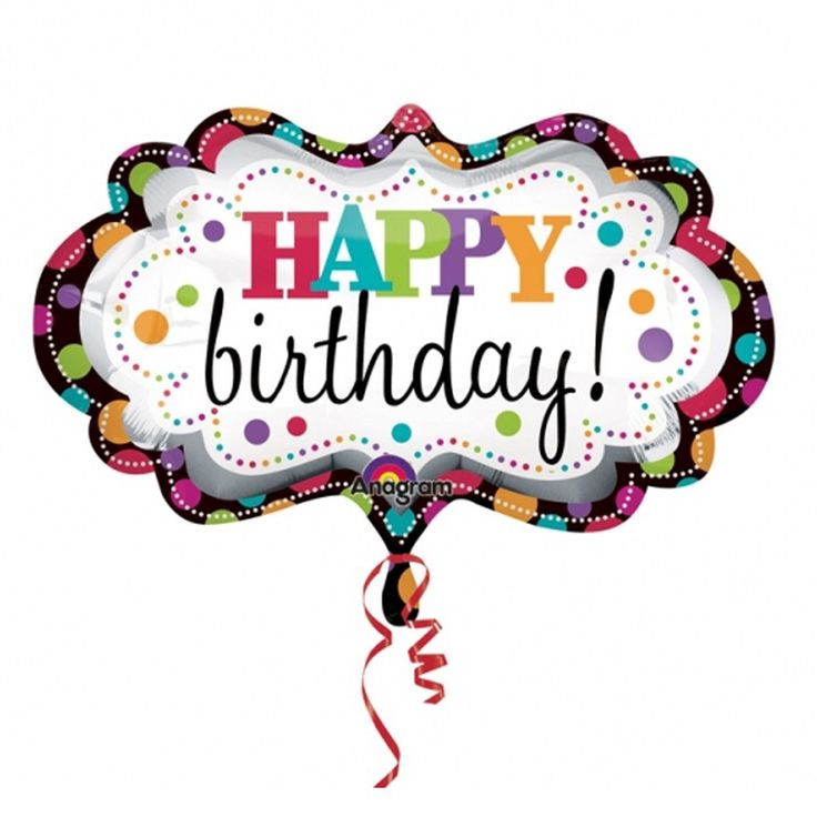 Best ideas about Birthday Wishes Clip Art . Save or Pin 618 best Happy Birthday Clipart images on Pinterest Now.