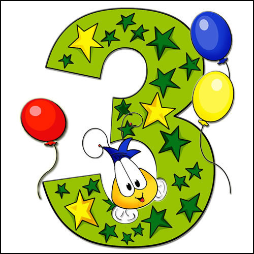 Best ideas about Birthday Wishes For 3 Year Old . Save or Pin Happy 3rd birthday to my blog Now.