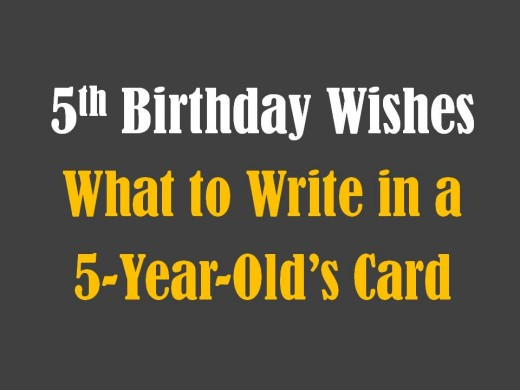Best ideas about Birthday Wishes For 5 Year Old . Save or Pin 5th Birthday Messages Wishes and Poems Now.