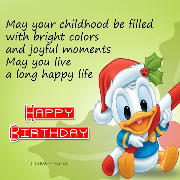 Best ideas about Birthday Wishes For 5 Year Old . Save or Pin Happy 5th Birthday Wishes Cards Wishes Now.
