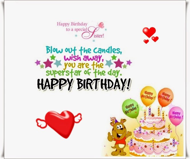 Best ideas about Birthday Wishes For A Cousin . Save or Pin Happy Birthday Cousin Sister Wishes Poems and Quotes Now.