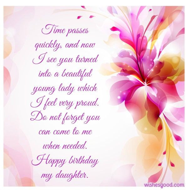 Best ideas about Birthday Wishes For A Daughter . Save or Pin birthday wishes for daughter in law Now.