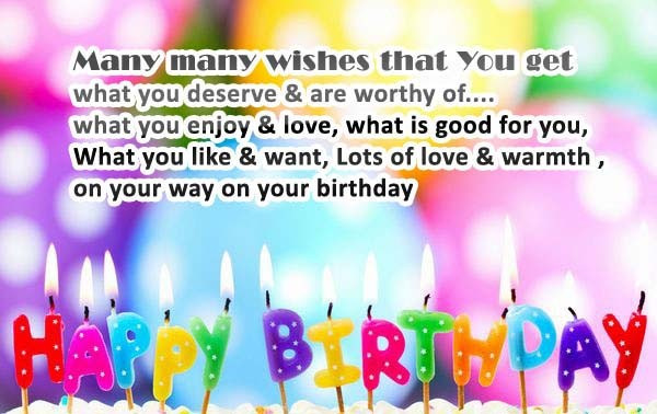 Best ideas about Birthday Wishes For A Great Friend . Save or Pin 72 Happy Birthday Wishes for Friend with Good Now.