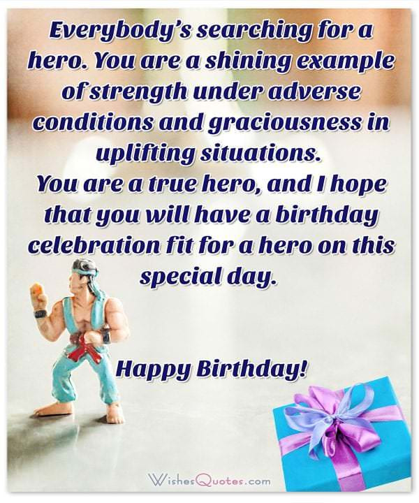 Best ideas about Birthday Wishes For A Male Friend . Save or Pin Deepest Birthday Wishes and for Someone Special in Now.