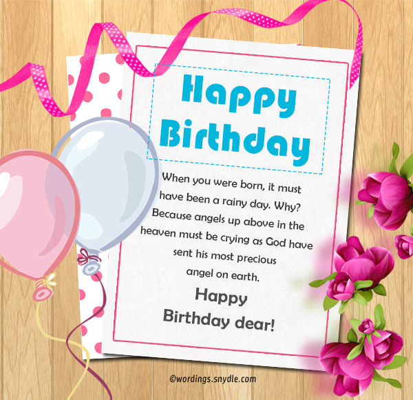 Best ideas about Birthday Wishes For A Male Friend From A Female . Save or Pin Birthday Wishes For Best Friend Female Wordings and Messages Now.