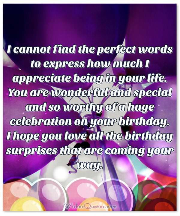 Best ideas about Birthday Wishes For A Male Friend From A Female . Save or Pin Deepest Birthday Wishes and for Someone Special in Now.