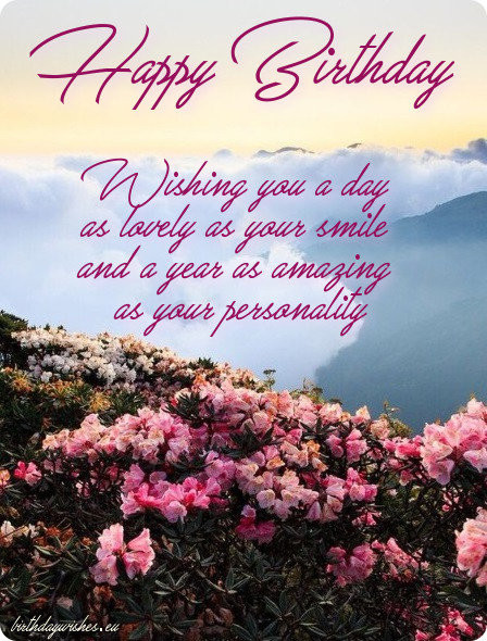 Best ideas about Birthday Wishes For A Male Friend From A Female . Save or Pin Top 30 Birthday Wishes For Girls And Female Friends With Now.