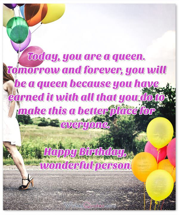 Best ideas about Birthday Wishes For A Special Female Friend . Save or Pin Deepest Birthday Wishes and for Someone Special in Now.