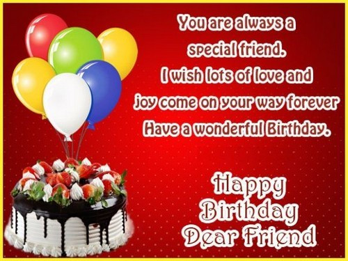 Best ideas about Birthday Wishes For A Special Female Friend . Save or Pin Birthday Wishes For Best Female Friend Now.