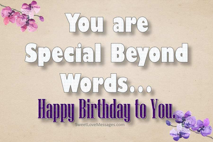 Best ideas about Birthday Wishes For A Special Friend . Save or Pin 2019 Happy Birthday Wishes for a Special Friend Female or Now.