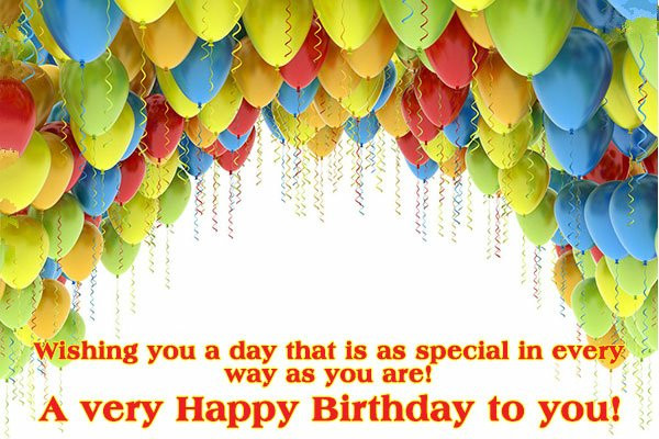 Best ideas about Birthday Wishes For A Special Male Friend . Save or Pin 50 Best Birthday Wishes for Friend with 2019 Now.