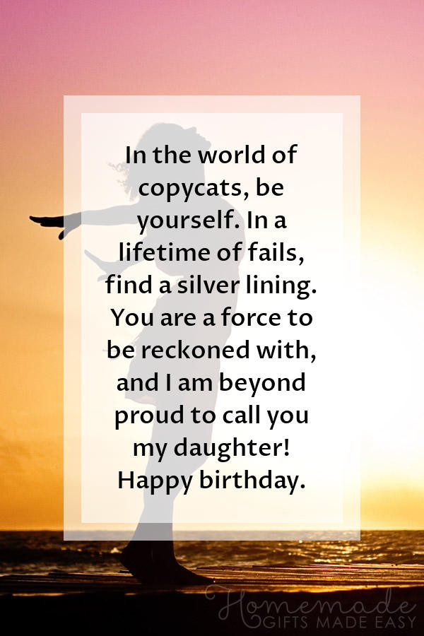 Best ideas about Birthday Wishes For Adult Daughter . Save or Pin 85 Happy Birthday Wishes for Daughters Best Messages Now.