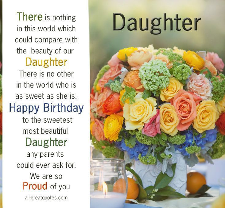 Best ideas about Birthday Wishes For Adult Daughter . Save or Pin 1000 ideas about Birthday Wishes Daughter on Pinterest Now.