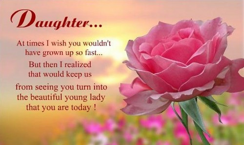 Best ideas about Birthday Wishes For Adult Daughter . Save or Pin 55 Birthday Wishes for Daughters Now.
