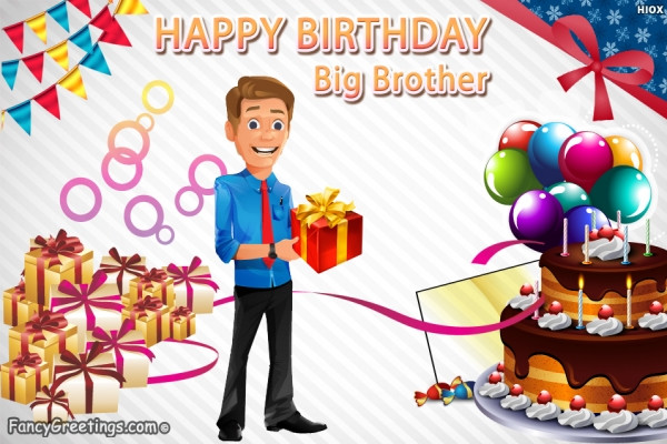 Best ideas about Birthday Wishes For Big Brother . Save or Pin Happy Birthday Wishes Big Brother Now.