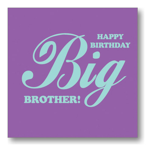 Best ideas about Birthday Wishes For Big Brother . Save or Pin Birthday card messages for big brother Now.