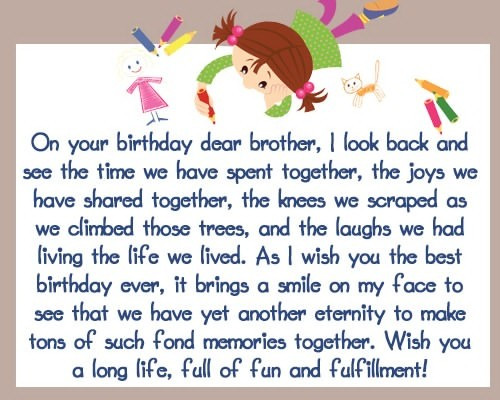 Best ideas about Birthday Wishes For Big Brother . Save or Pin The 60 Happy Birthday Big Brother Now.