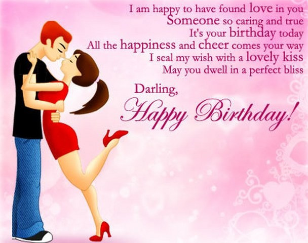 Best ideas about Birthday Wishes For Boyfriend Romantic . Save or Pin Birthday Wishes for Boyfriend Graphics Now.