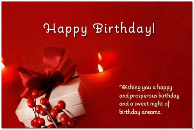 Best ideas about Birthday Wishes For Boyfriend Romantic . Save or Pin 121 Super Romantic Birthday Wishes For Him Now.