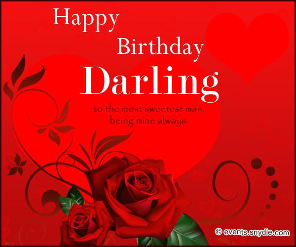 Best ideas about Birthday Wishes For Boyfriend Romantic . Save or Pin Romantic Birthday Wishes For Fiance Male Now.