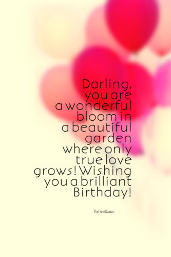 Best ideas about Birthday Wishes For Boyfriend Romantic . Save or Pin 45 Cute and Romantic Birthday Wishes with Now.