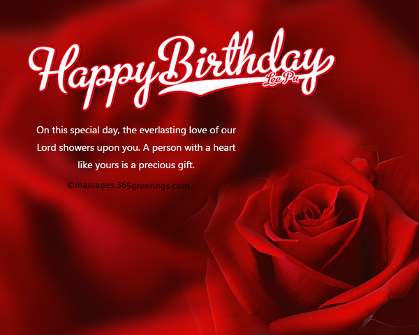 Best ideas about Birthday Wishes For Boyfriend Romantic . Save or Pin Romantic Birthday Wishes And Messages Wordings and Messages Now.