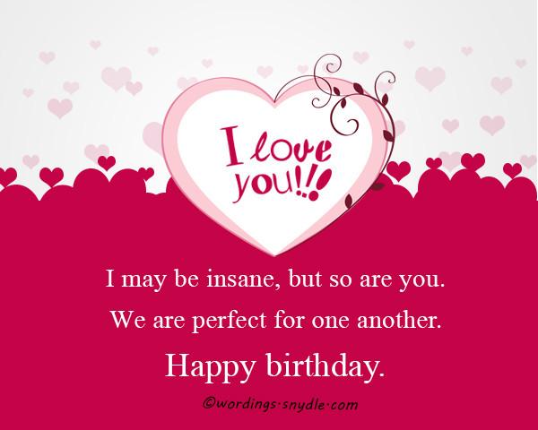 Best ideas about Birthday Wishes For Boyfriend Romantic . Save or Pin Birthday Wishes for Boyfriend and Boyfriend Birthday Card Now.
