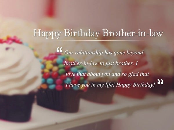 Best ideas about Birthday Wishes For Brother In Law . Save or Pin 200 Best Birthday Wishes For Brother 2019 My Happy Now.