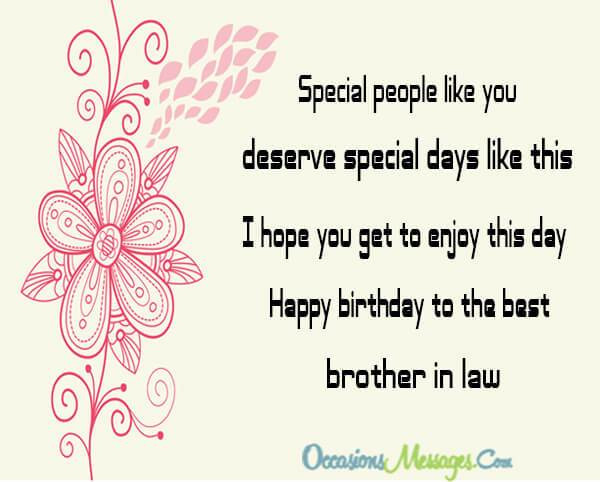 Best ideas about Birthday Wishes For Brother In Law . Save or Pin Top 100 Birthday Wishes for Brother In Law Occasions Now.