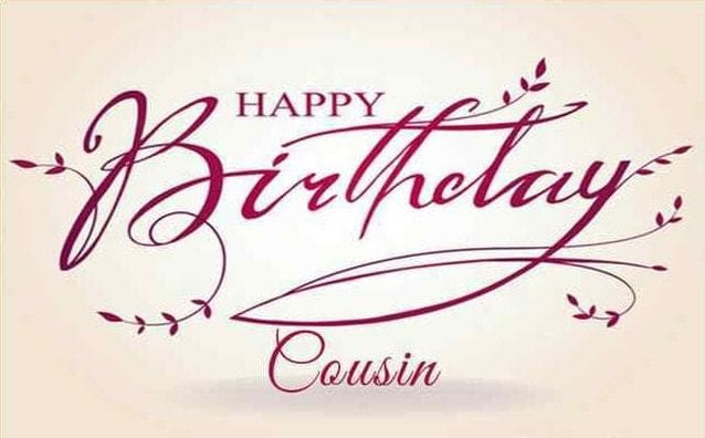 Best ideas about Birthday Wishes For Cousin Female Images . Save or Pin Happy Birthday Cousin happy birthday cuz pics Now.