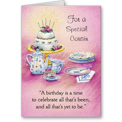 Best ideas about Birthday Wishes For Cousin Sister . Save or Pin 165 best images about Happy Birthday on Pinterest Now.