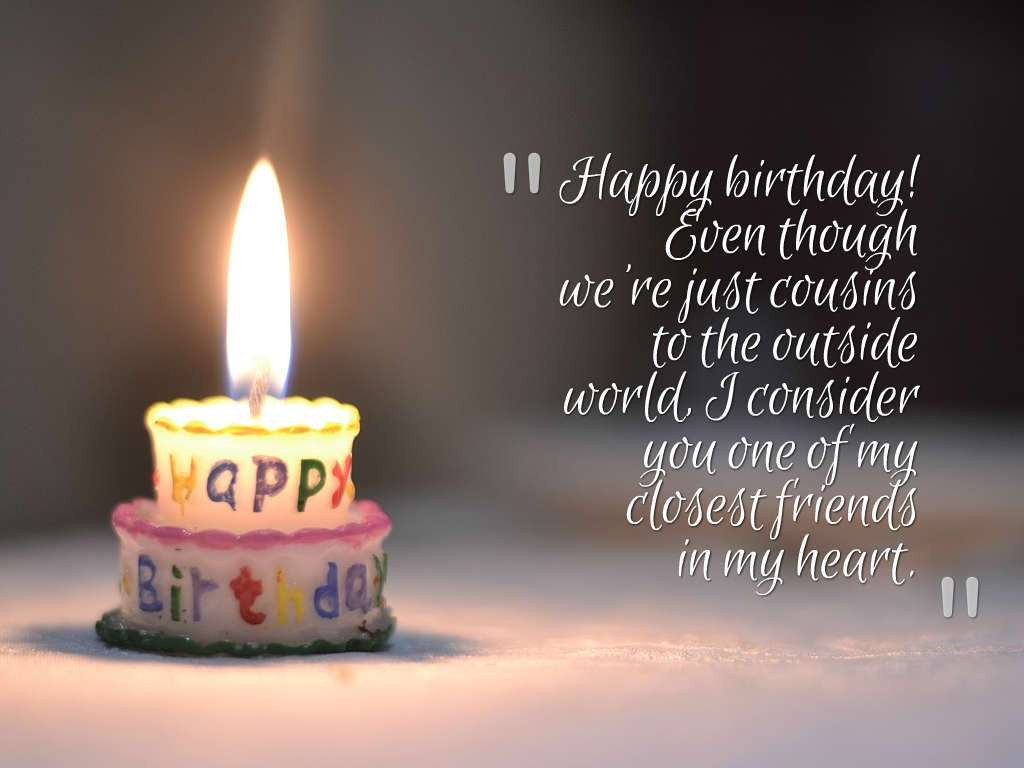 Best ideas about Birthday Wishes For Cousin Sister . Save or Pin New Birthday Wishes and Greeting Cards for Cousin Brother Now.