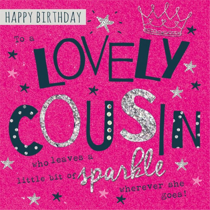 Best ideas about Birthday Wishes For Cousin Sister . Save or Pin Happy Birthday Cousin Quotes Cousin Birthday Wishes Now.