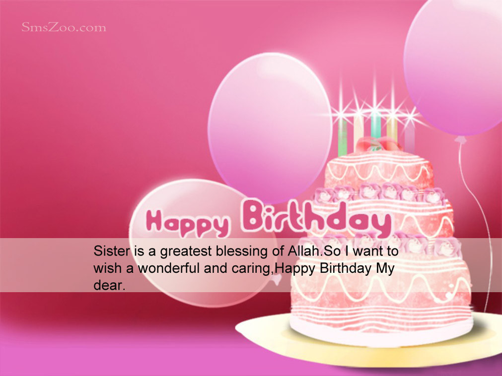 Best ideas about Birthday Wishes For Cousin Sister . Save or Pin Birthday Wishes For Cousin Sister Happy Birthday Now.