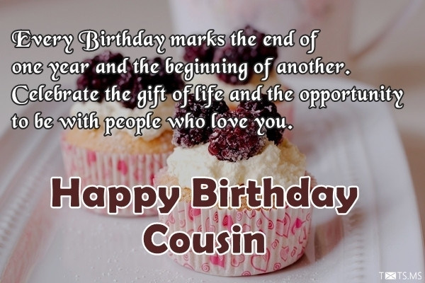 Best ideas about Birthday Wishes For Cousin Sister . Save or Pin Birthday Wishes for Cousin Sister Messages Quotes Now.