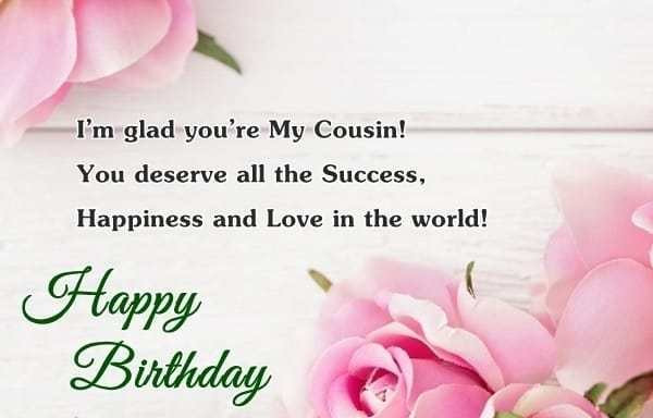 Best ideas about Birthday Wishes For Cousin Sister . Save or Pin Best Birthday Wishes For Cousin Top Cousin Birthday Wishes Now.