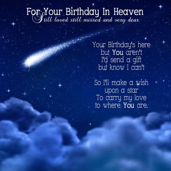 Best ideas about Birthday Wishes For Dad In Heaven . Save or Pin 15 Sad Happy Birthday In Heaven For You Now.