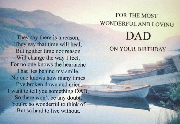 Best ideas about Birthday Wishes For Dad In Heaven . Save or Pin 172 PROFOUND Happy Birthday in Heaven Quotes & BayArt Now.