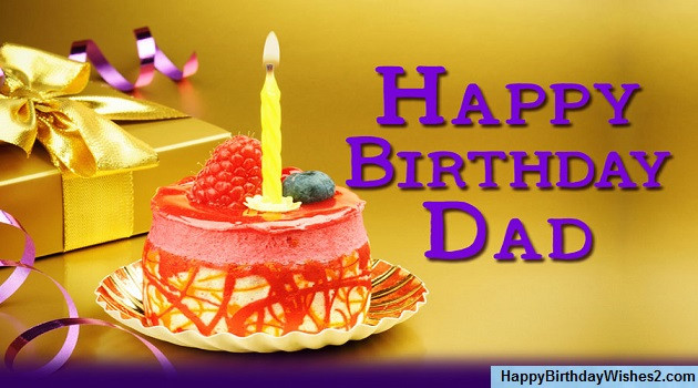 Best ideas about Birthday Wishes For Dad . Save or Pin 100 Happy Birthday Wishes Messages Quotes for Father Dad Now.