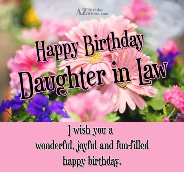 Best ideas about Birthday Wishes For Daughter In Law . Save or Pin Birthday Wishes For Daughter in law Page 2 Now.