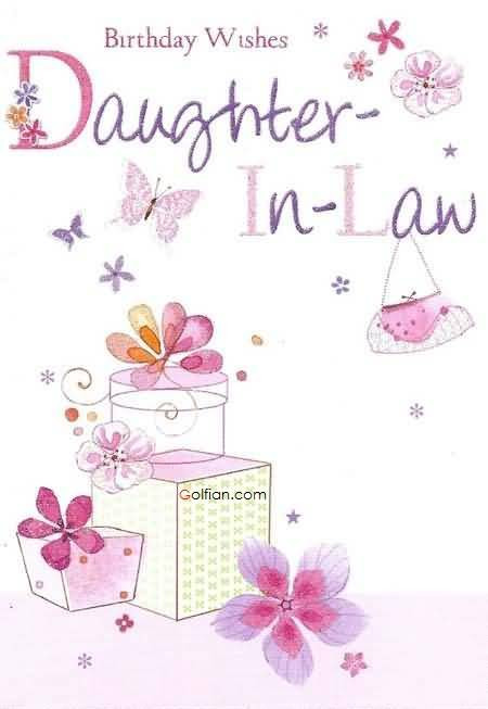 Best ideas about Birthday Wishes For Daughter In Law . Save or Pin 55 Beautiful Birthday Wishes For Daughter In Law – Best Now.
