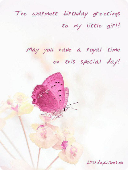 Best ideas about Birthday Wishes For Daughters . Save or Pin Happy Birthday Wishes For Daughter From Mom And Dad Now.
