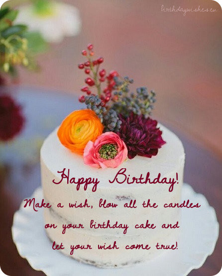 Best ideas about Birthday Wishes For Facebook . Save or Pin Birthday Wishes For Friend on Now.