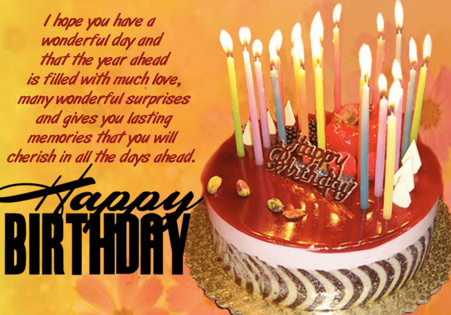 Best ideas about Birthday Wishes For Facebook . Save or Pin Free Happy Birthday for Birthday Now.