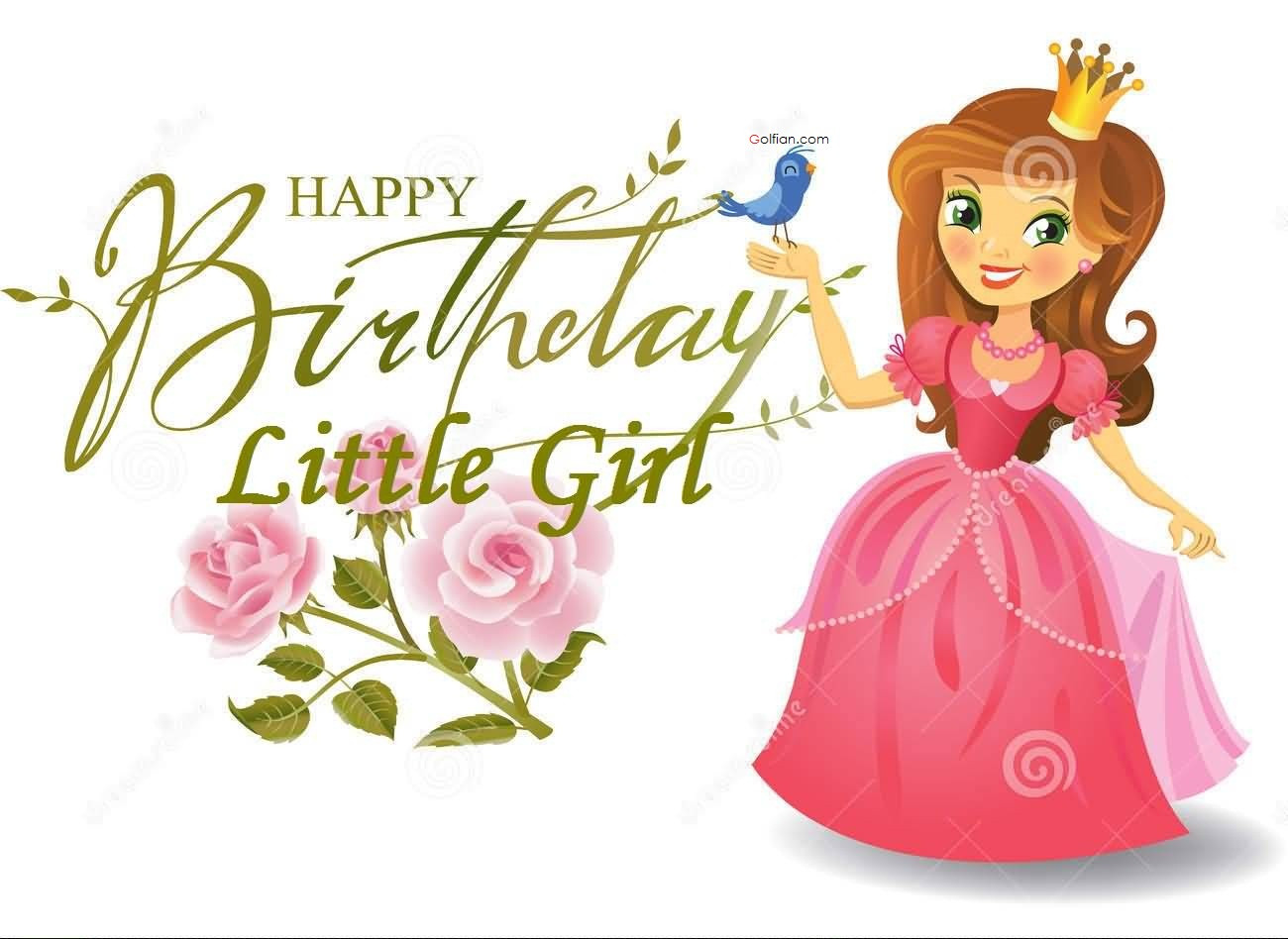 Best ideas about Birthday Wishes For Girl . Save or Pin 50 Beautiful Birthday Wishes For Little Girl – Popular Now.