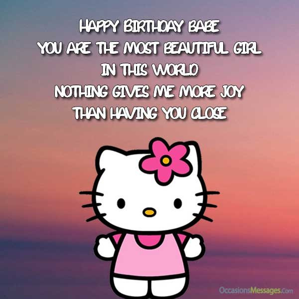 Best ideas about Birthday Wishes For Girl . Save or Pin Happy Birthday Wishes for Girls Occasions Messages Now.