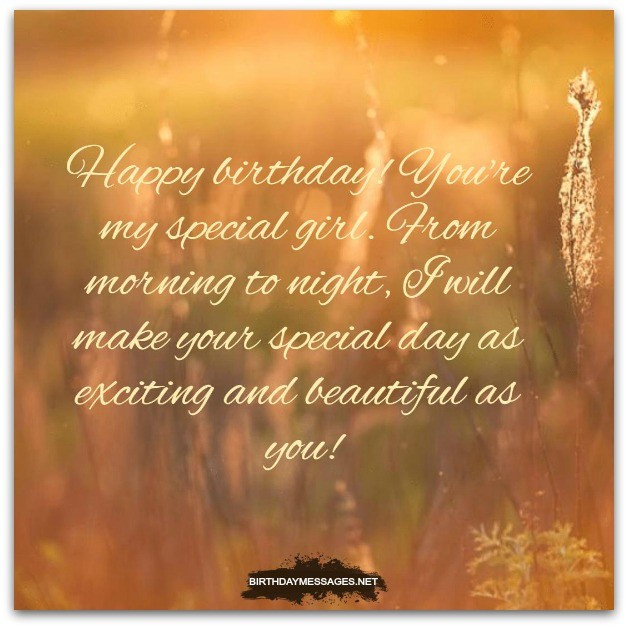 Best ideas about Birthday Wishes For Girlfriend . Save or Pin Girlfriend Birthday Wishes Romantic Birthday Messages Now.